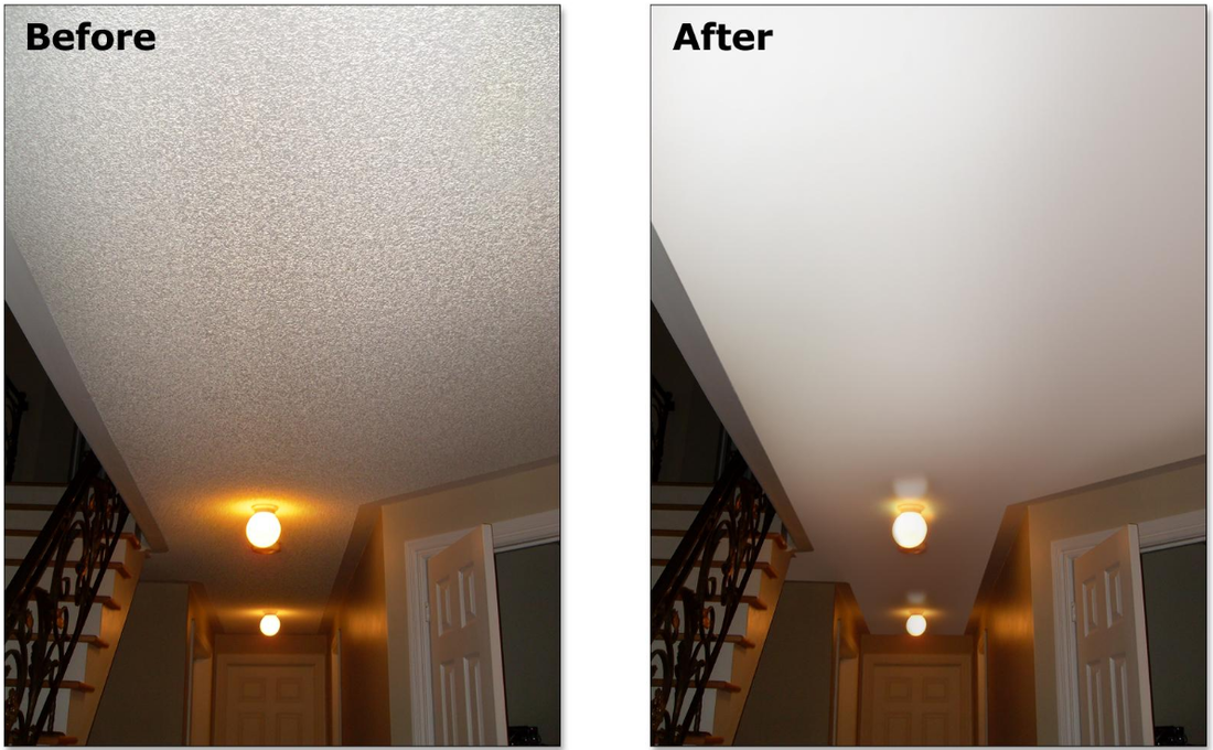 ab replacement cost ceiling knockdown removal popcorn edmonton painting repair and california
